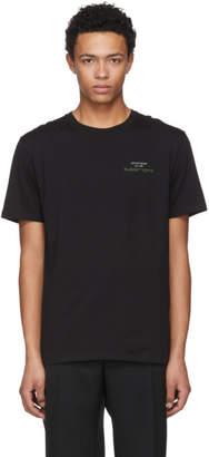 Raf Simons Black Substance T-Shirt