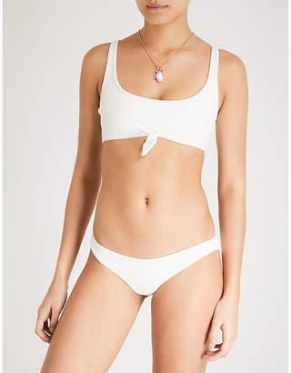 d145ccffa Frankie's Bikinis FRANKIES BIKINIS Greer scoop-neck bikini top