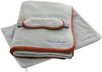 Ralph Lauren Jetpack Cashmere Travel Sleep Set