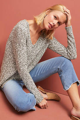 Lilla P Merriam V-Neck Sweater