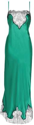 Couture AEMILIA Ariana Emerald Night Gown