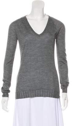 CNC Costume National Cashmere-Blend Lightweight Sweater
