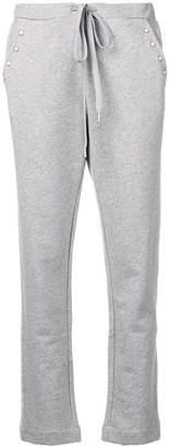 Twin-Set cropped sweatpants