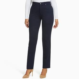 Gloria Vanderbilt Petite Amanda Slimming Tapered Ponte Pants