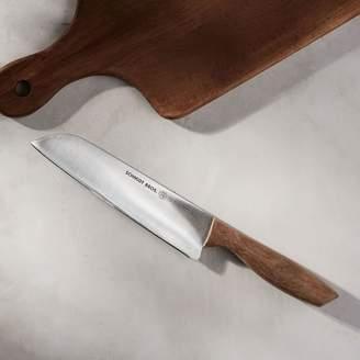 west elm Schmidt Brothers® New Natural 7.5 Santoku Knife