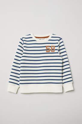 H&M Sweatshirt - White
