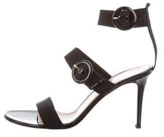 Gianvito Rossi Evenene Buckle Sandals w/ Tags