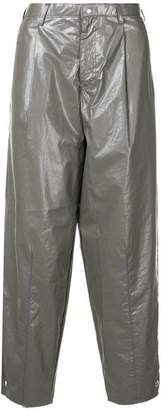 Kolor tailored slouched trousers