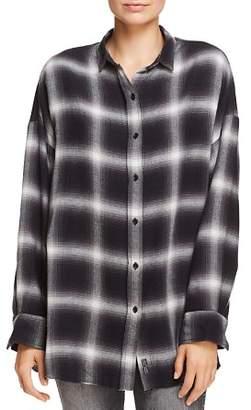 Hudson Flannel Check Shirt