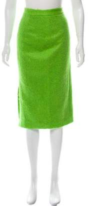 A.L.C. Mohair Pencil Skirt