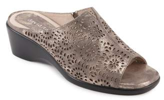 David Tate Sultry Wedge Sandal