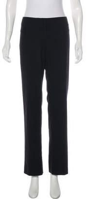 Saks Fifth Avenue Mid-Rise Straight-Leg Pants