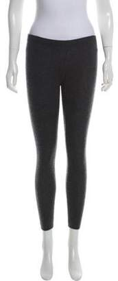 Allude Thermal Low-Rise Leggings
