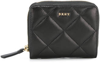 DKNY all-around zipped wallet