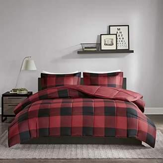 JLA Home INC Barrett Set Sets-3M Scotchgard Plaid-Ultra Soft Microfiber Bed Comforters