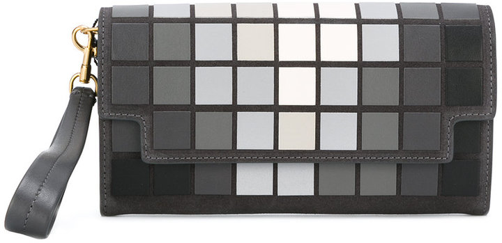 Anya HindmarchAnya Hindmarch square print wallet