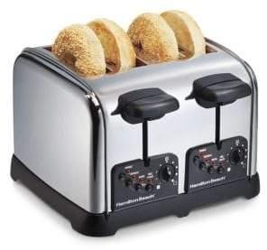 Hamilton Beach Classic Four-Slice Toaster 24790