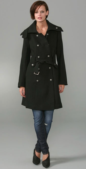 Elizabeth And James Fall Trench
