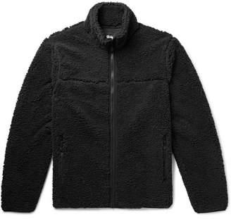 Stussy Sherpa Fleece Jacket