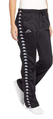 Kappa Side Snap Track Pants