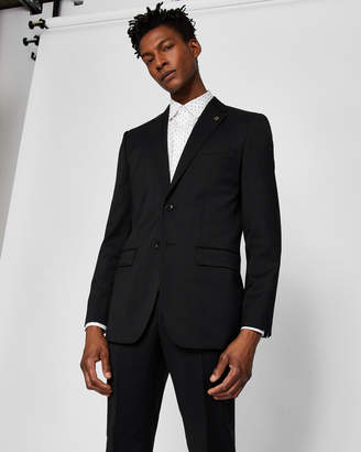 Ted Baker CASTLEJ Endurance slim wool suit jacket