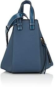 Loewe Women's Hammock Small Leather Bag - Indigo