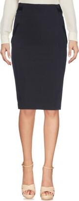 Annarita N. Knee length skirts - Item 35366298