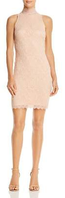 GUESS Vanessa Cutout Lace Body-Con Dress