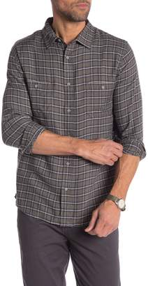 Onia Liam Plaid Relaxed Fit Shirt