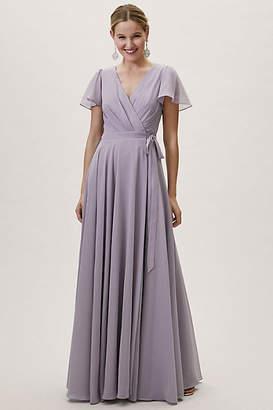 BHLDN Oralee Wedding Guest Dress