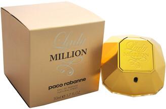 Paco Rabanne Women's Lady Million 1.7Oz Eau De Parfum Spray