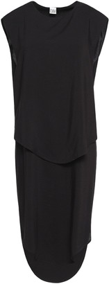 OAK Knee-length dresses - Item 34820368BK