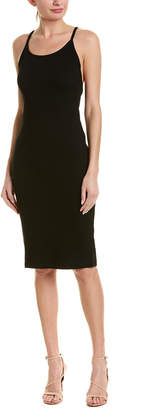 French Connection Tommy Midi Dress