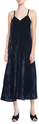 Rachel Pally Sleeveless Velvet Maxi Dress, Plus Size