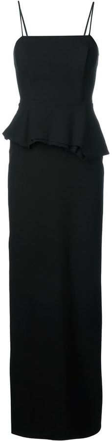 ChalayanChalayan peplum corset dress