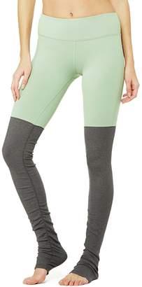 Alo Yoga Goddess Ribbed Legging - Women's