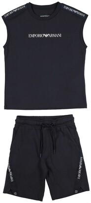 Emporio Armani Shorts sets - Item 40125072VE