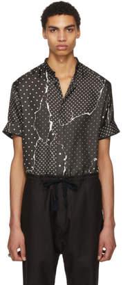 Haider Ackermann Black Classic Gaspeite Shirt