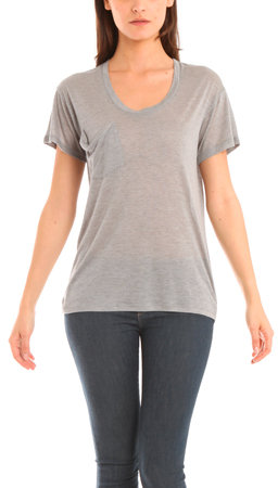 Kain Classic Pocket Tee in Grey