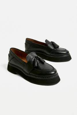 Urban Outfitters City Leather Loafers