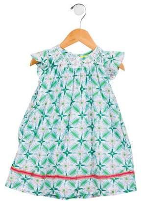 Roberta Roller Rabbit Girls' Floral A-Line Dress