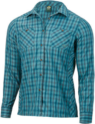 Ems Women Quinnipiac Moisture-Wicking Plaid Flannel Tech Shirt
