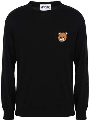 Moschino OFFICIAL STORE Long sleeve sweater