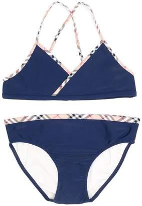 Burberry TEEN two piece bikini