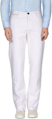Incotex Red Casual pants - Item 36782638JL