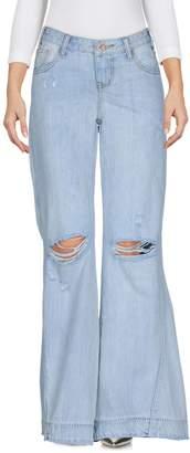 One Teaspoon ONE x ONETEASPOON Denim pants - Item 42630491HU