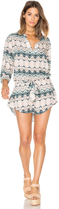 eberjey Varadero Riley Dress $159 thestylecure.com