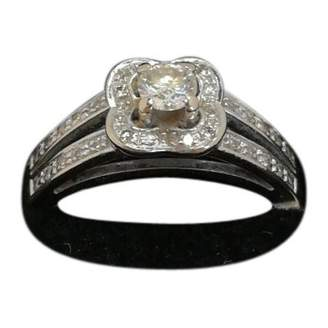 Mauboussin Chance of Love Silver White gold Ring
