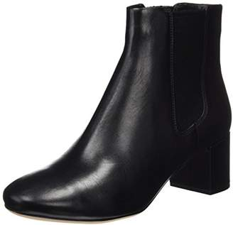 Clarks Women's Orabella Anna Boots, (Black Leather)