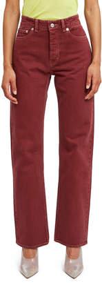 Our Legacy Linear Cut Denim Jeans